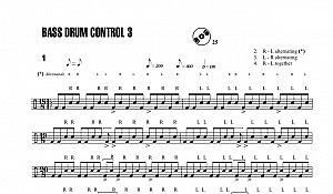 Bass Drum Exercise