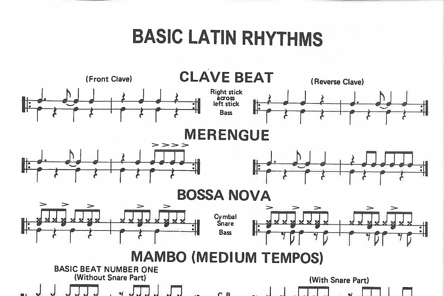 Scores Archives - Page 3 of 10 - Very Groove Trip