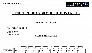 Rumba Clave Bass Drum Control