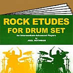 Rock Etudes for Drum Set