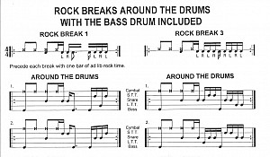 Breaks With Toms & Bass...