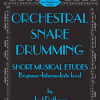 Orchestral Snare Drumming