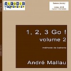 1,2,3 GO V.2 Book Cover