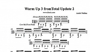 Warm Up 3 from Total Update 2