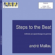 Steps to the Beat Book Cover