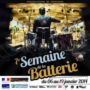 drums week france