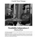 Master Class - Paradiddles Independence I