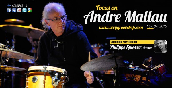 drums andre mallau 2015